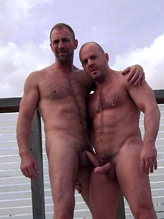 One of the things this gay guy loves is getting his ass banged outdoors