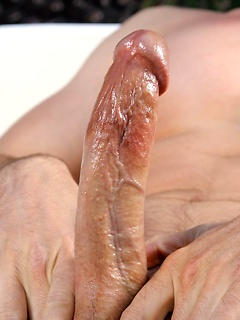 Adam Rexx has a gorgeous smile and a hard body and his cock is big and beautiful