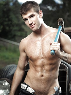 Cody Lake is the horny stud of your dreams