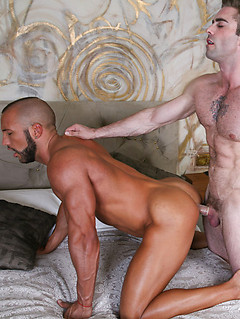 Jake Genesis loves it when Donato Reyes penetrates the depths of his asshole