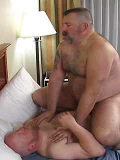 Horny fay guy wants to suck a delicious cock before he starts riding it